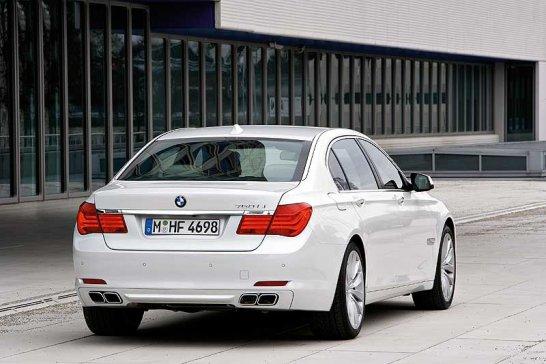BMW 7er: Neuer Zwölfzylinder