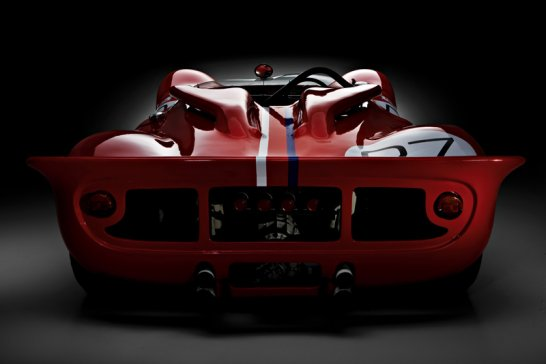 RM Auctions versteigert seltenen Ferrari 330 P4