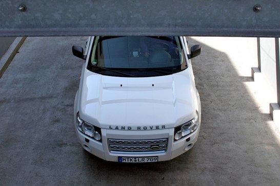 Land Rover Freelander TD4_e