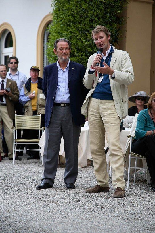 Concorso d'Eleganza Villa d'Este 2009