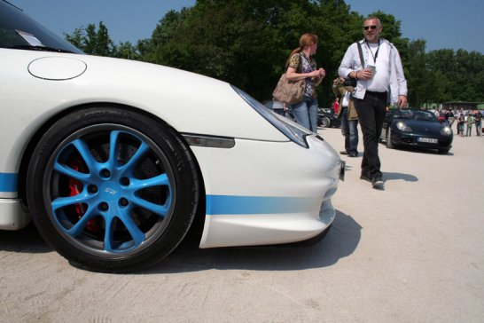 Porsche Club Day Dinslaken 2009