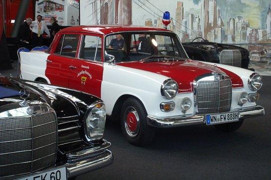 Mercedes-Benz Heckflosse