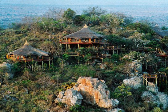 Ulusaba Game Reserve: Expedition ins Tierreich