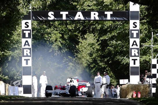 Goodwood Festival of Speed 3-5 July 2009