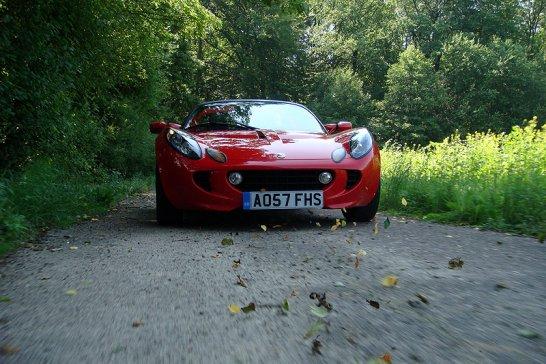 Lotus Elise SC: Das schöne Biest