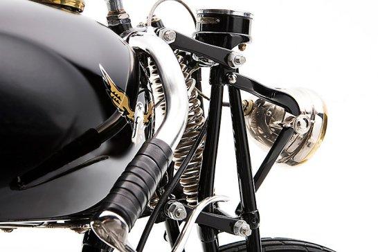 Falcon Motorcycles: Concept Ten