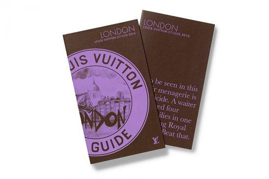 Louis Vuitton City Guides 2010