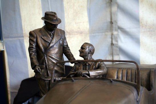 Morgan Centenary: Morgan feiert 100. Jubiläum