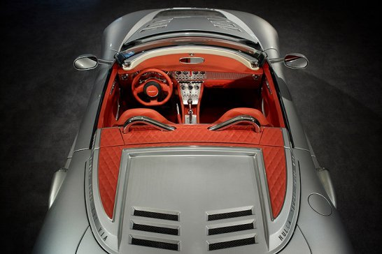 Spyker C8 Aileron Spyder: Neueröffnung in Pebble Beach