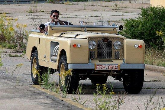 Bell Aurens Longnose: Die Wüste bebt