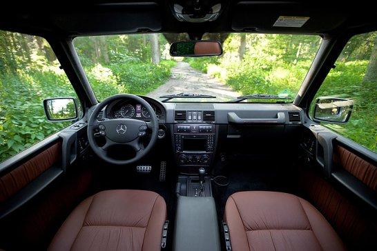 Mercedes-Benz G 500: Geht immer