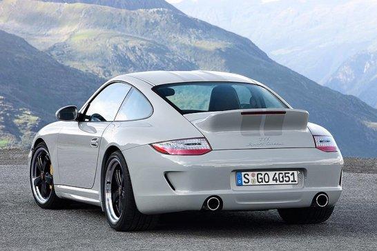 Porsche 911 Sport Classic – Limited-Edition Model