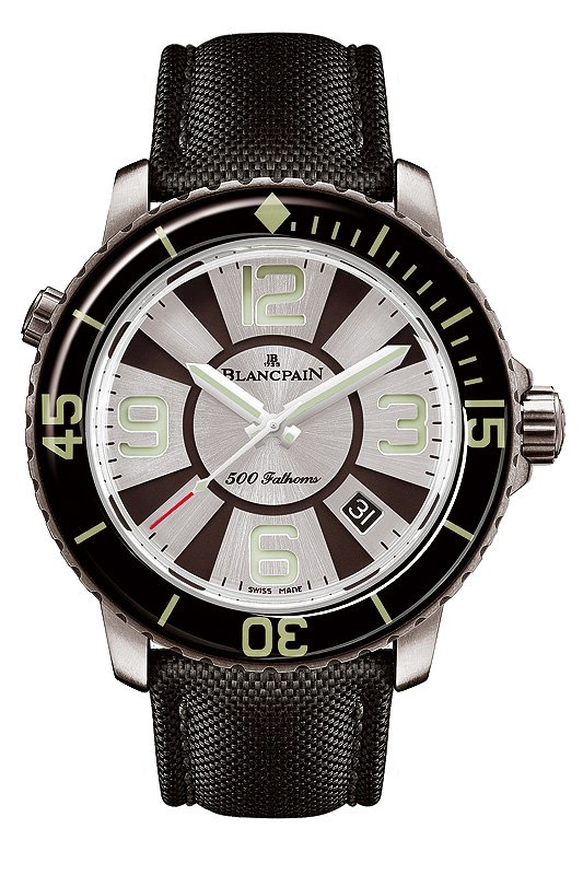 The Latest Blancpain '500 Fathoms Cannes 2009'