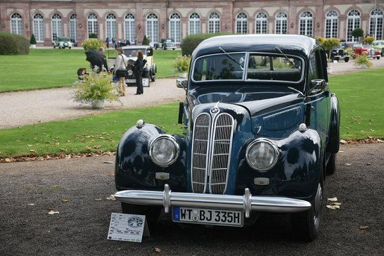 Classic-Gala Schwetzingen: Erfolgreicher Neustart