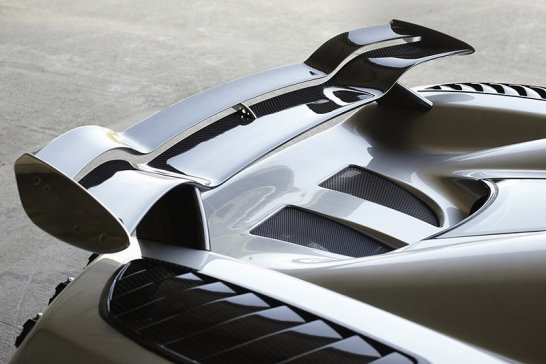 Koenigsegg CCXR Trevita: Diamanten-Fieber