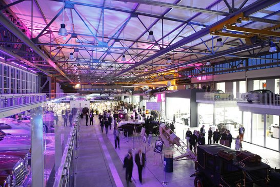 Meilenwerk Stuttgart: Grand Opening