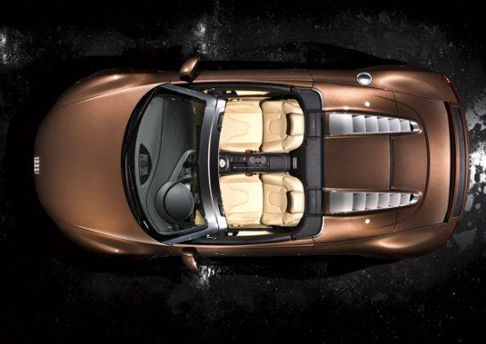 Audi R8 V10 Spyder