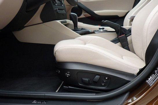 BMW X1: Unbekannte Größe