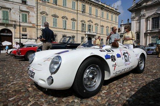 Gran Premio Nuvolari 2009: Forza Italia!