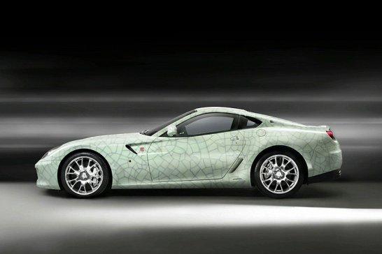 Ferrari 599 China bringt 1,2 Millionen