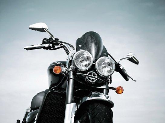 Triumph Rocket III Roadster: Briten setzen auf Sieg