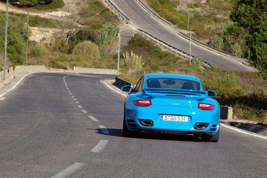 First Drive: Porsche 911 Turbo (997/2)