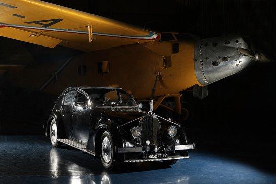 Grandeur und Dekadenz: Voisin Aérodyne wird in Paris versteigert