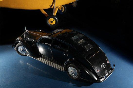 Artcurial to Sell Rare Voisin Aérodyne