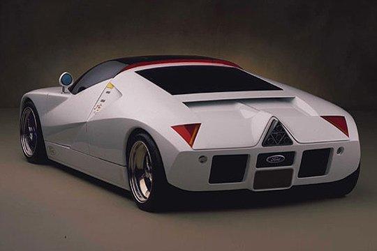 Die wilden Neunziger: RM versteigert Ford GT90 Concept