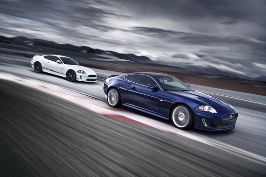 Jaguar XKR mit Speed Pack: Schnellster XK aller Zeiten