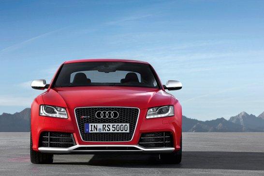 Geneva 2010: Audi RS 5