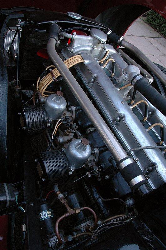 Mit David Browns Aston Martin DB2 durch London