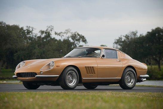 Amelia Island: Millionenpreise für klassische Ferrari