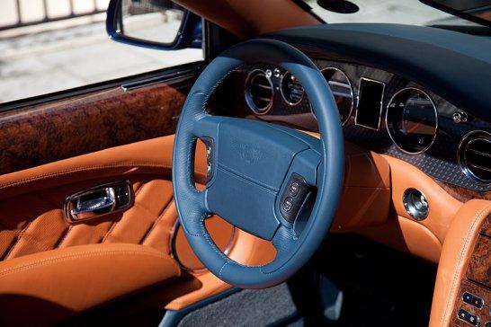 Bentley Azure T: The Art of Grand Touring
