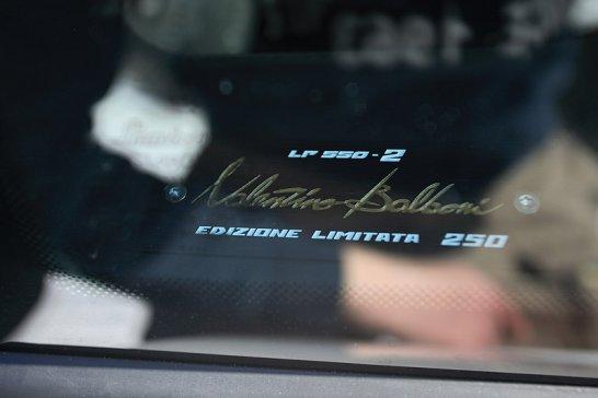 Valentino Balboni: Der mit dem Stier tanzt