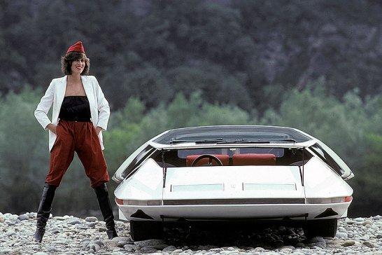 Classic Concepts: 1970 Ferrari 512S Modulo