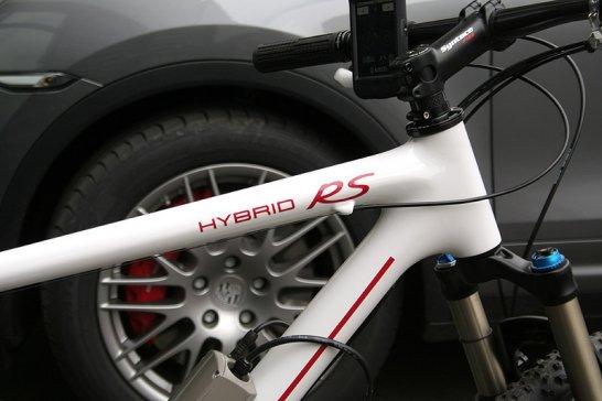 Porsche Hybrid RS Bike