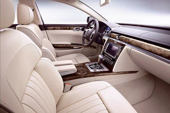 VW Phaeton Modellpflege: Artenschutz im Luxusrevier
