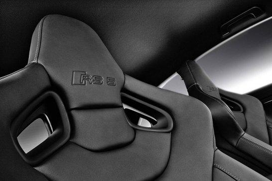 Audi RS 5: Rennstreckentest