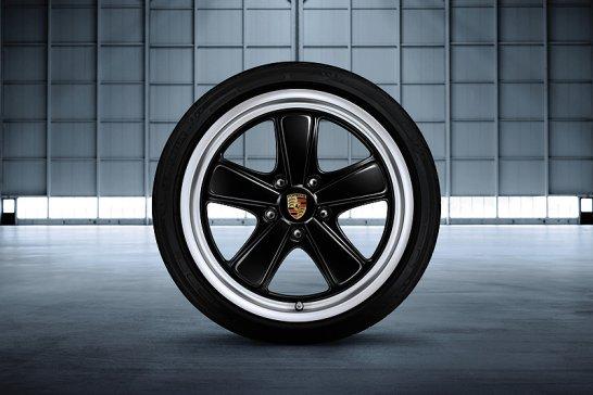 Porsche Tequipment: Fuchsfelgen und Aero-Kits