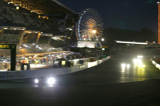 24h-Rennen Le Mans: Dreifachsieg für Audi