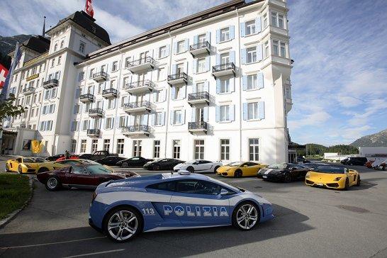 Lamborghini St. Moritz 2010: Rückblick