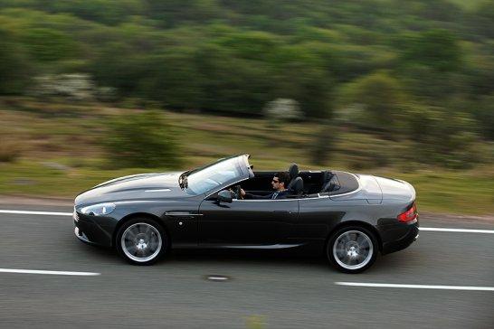 Großes Update für Aston Martin DB9