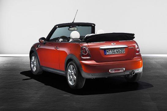 Mini-Facelift mit neuen Diesel-Motoren