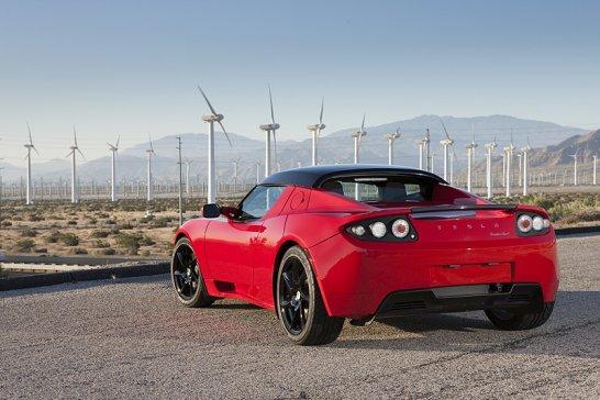 Tesla Roadster 2.5: Update zum Börsengang