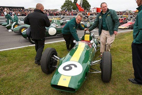 Classic Team Lotus Festival in Snetterton: Rückblick