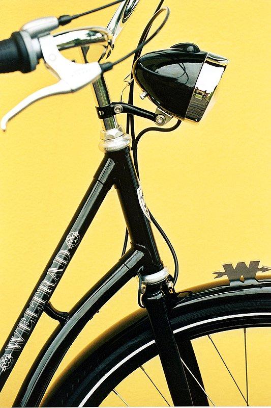 Weltrad: Renaissance einer Fahrradlegende