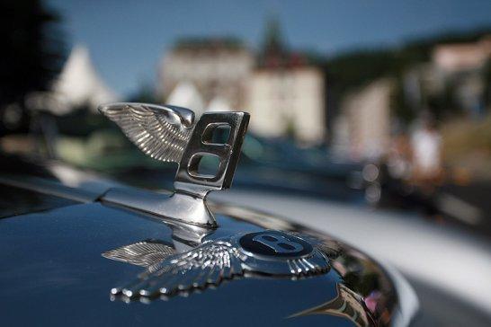 St Moritz: 17th British Classic Car Meeting 2010: Review