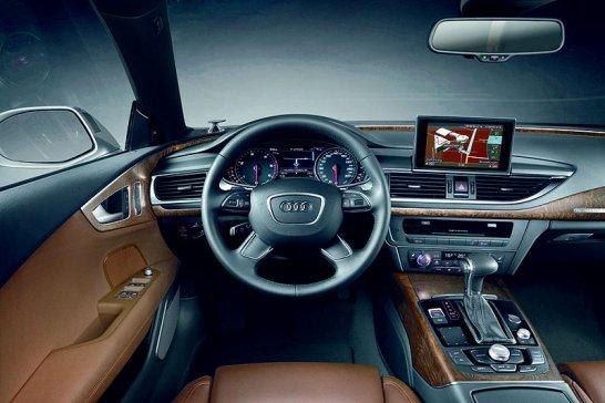 Audi A7 Sportback: Five-Door 'Executive' Coupé