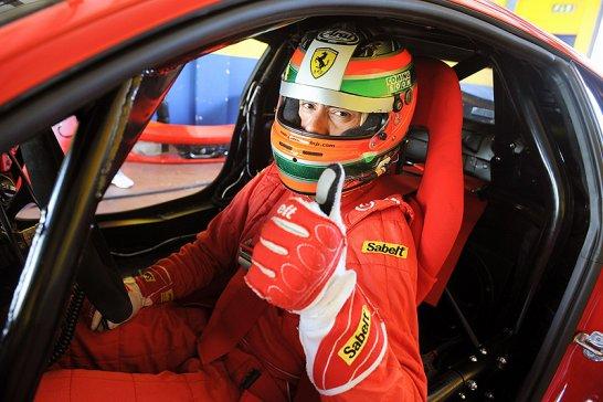 Ferrari 458 Challenge: Neue Bilder